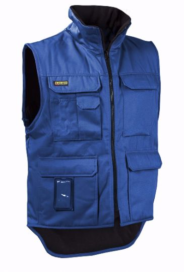 Blaklader 3801 Black Body Warmer (Cornflower Blue)